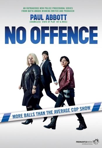 Сериал Без обид / No Offence (2015) смотреть онлайн бесплатно