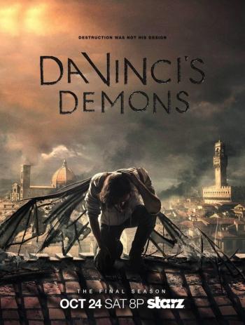 Сериал Демоны Да Винчи 3 Сезон 2015 смотреть кино,сериал онлайн бесплатно