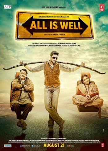 Всё хорошо / All Is Well (2015) смотреть кино,сериал онлайн бесплатно