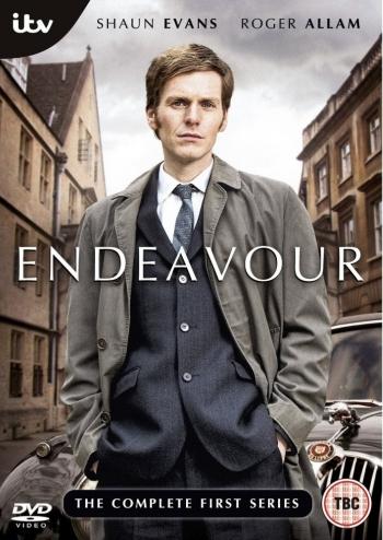 Сериал Молодой Морс / Индевор (2014) смотреть сериал онлайн бесплатно HD