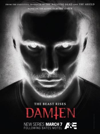 Сериал Дэмиен / Damien (все новые серии/2016) онлайн смотреть сериал бесплатно