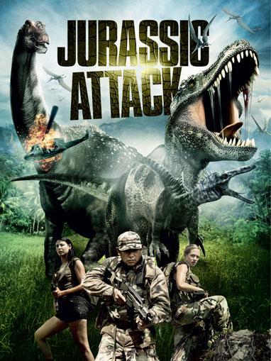 Атака Юрского периода / Jurassic Attack (2013)