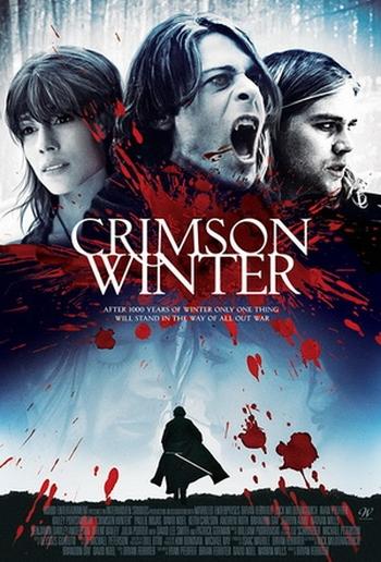 Багровая зима (2013) смотреть онлайн