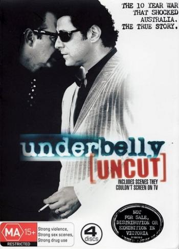Сериал Криминальная Австралия / Underbelly (2008) смотреть онлайн
