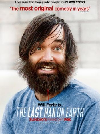 Сериал Последний человек на Земле / The Last Man on Earth (2015) смотреть онлайн