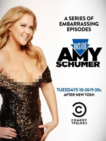 Сериал Внутри Эми Шумер / Inside Amy Schumer (2013) смотреть онлайн