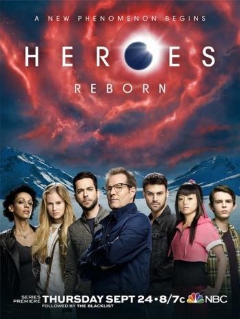 Сериал Герои: Возрождение (2015) онлайн сериал смотреть бесплатно