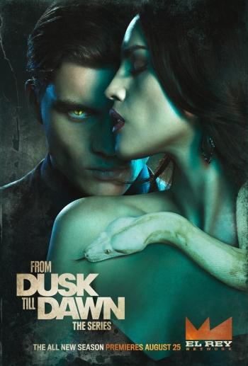 Сериал От заката до рассвета. 2 / From Dusk Till Dawn: The Series (HD 2015) смотреть онлайн сериал